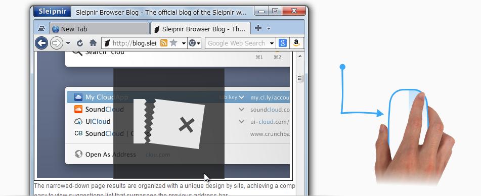 sleipnir browser скачать
